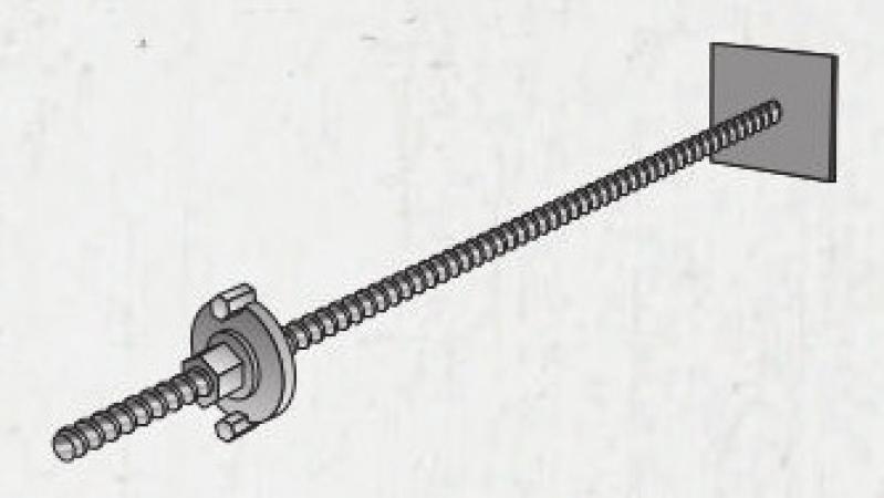 Aluguel de Barra de Ancoragem 16mm Maia - Aluguel de Barra de Ancoragem 5/8 com Flange