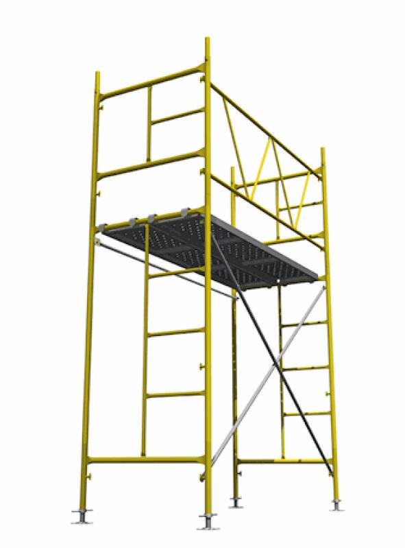 Locação de Andaime Nr 18 para Construção Orçar Maia - Locação de Andaimes e Plataformas Nr 18
