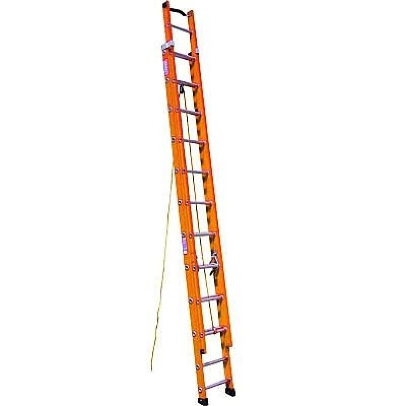 Locação de Escadas de Fibra Extensível Valor Ponte Grande - Locação de Escadas para Obra