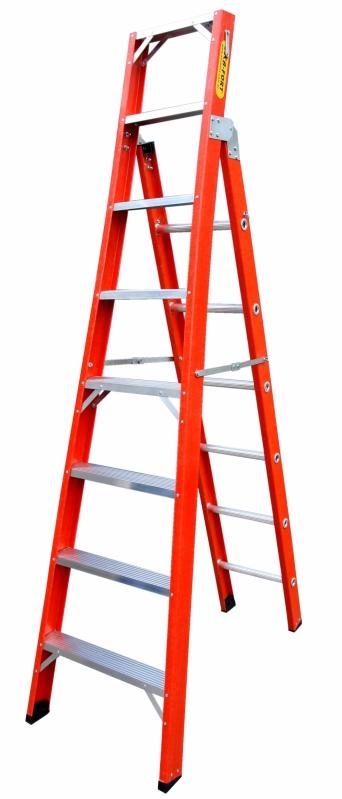 Quanto Custa Locação de Escada para Pintura Fernão Dias - Locação de Escadas de Fibra Extensível