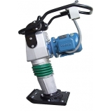 aluguel de compactador de solo elétrico valor Água Azul