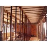 aluguel de escora para construção civil Capelinha