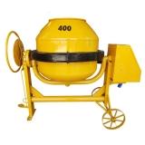 empresa de aluguel de betoneira 400 litros Água Chata