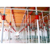 escoramento de laje de isopor preço Aricanduva