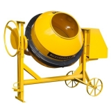 procuro aluguel de betoneira para obra Bananal